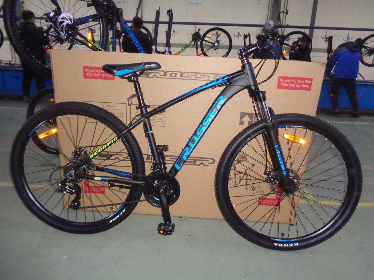 Горный велосипед Сrosser Scorpio 29