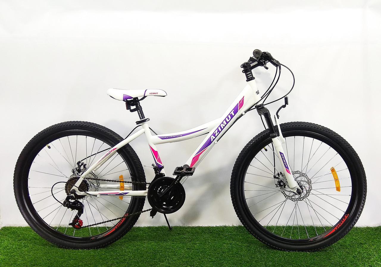 Горный подростковый велосипед Azimut Navigator 24 GD