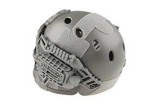 Реплика шлема FAST Gunner (PJ) - Gray [Ultimate Tactical] (для страйкбола), фото 2