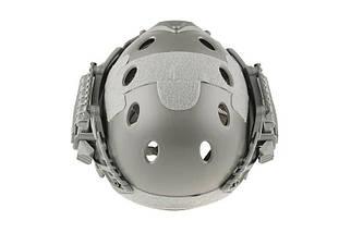Реплика шлема FAST Gunner (PJ) - Gray [Ultimate Tactical] (для страйкбола), фото 3