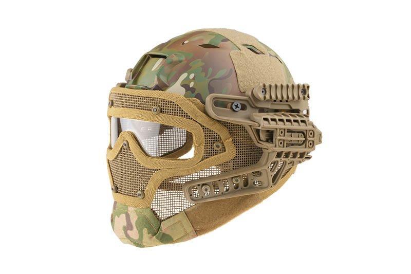 Реплика шлема FAST Gunner (BJ) - MC [Ultimate Tactical] (для страйкбола)