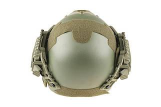 Реплика шлема FAST Gunner (MH) - Olive Drab [Ultimate Tactical] (для страйкбола), фото 3