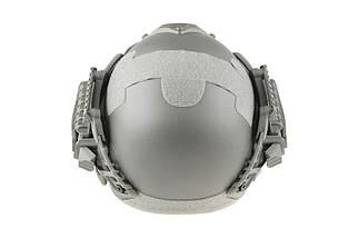 Реплика шлема FAST Gunner (MH) - Gray [Ultimate Tactical] (для страйкбола), фото 3
