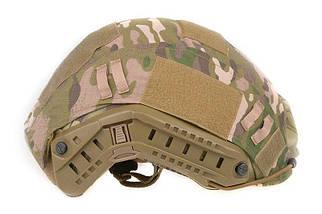 Кавер для шлема FAST PJ - MC [Ultimate Tactical] (для страйкбола), фото 2