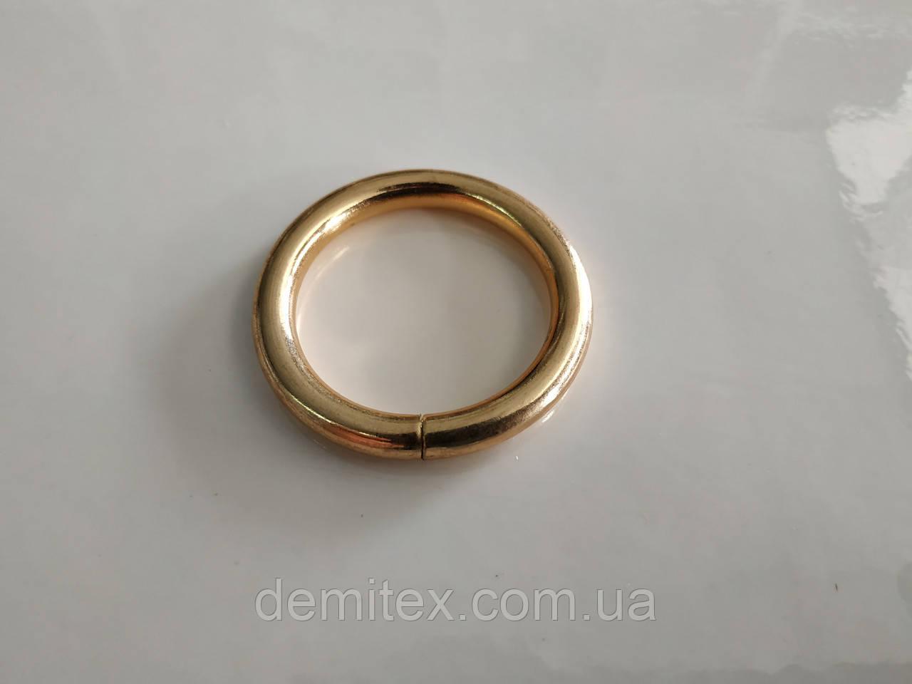 Кільце золото 30х3.5мм
