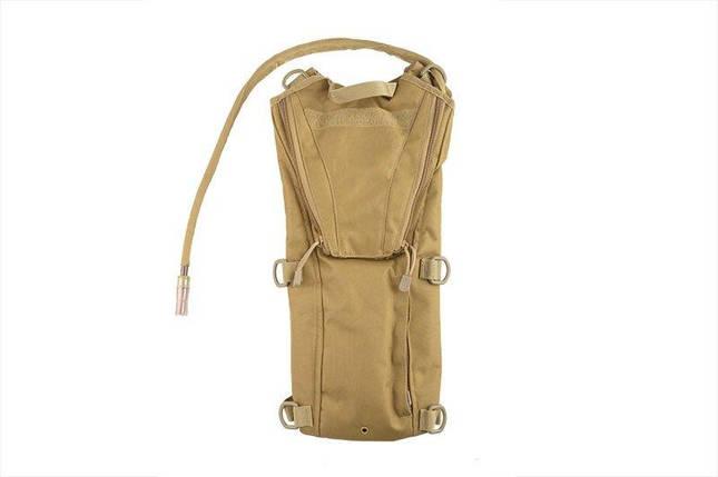 Plecak hydracyjny Scorpion (z wkładem) - tan [GFC Tactical] (для страйкбола), фото 2