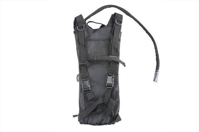 Plecak hydracyjny Scorpion (z wkładem) - black [GFC Tactical] (для страйкбола), фото 2