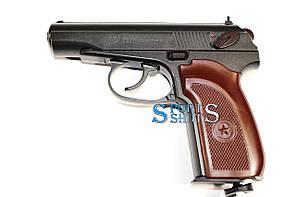 Пневматичний пістолет Umarex Makarov Ultra