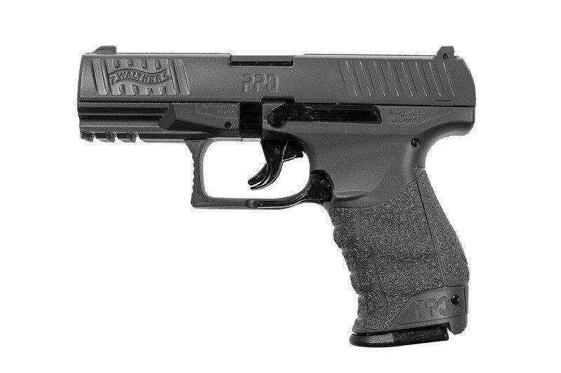 Страйкбольный пистолет Walther PPQ HME - Metal Gray [Umarex] (для страйкбола)