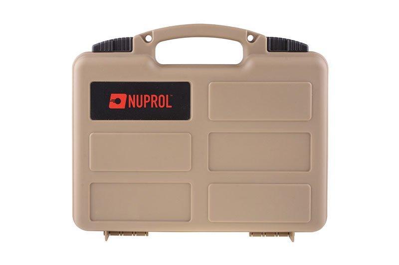 Walizka na pistolet Nuprol pistol case PNP - tan [Nuprol] (для страйкбола)