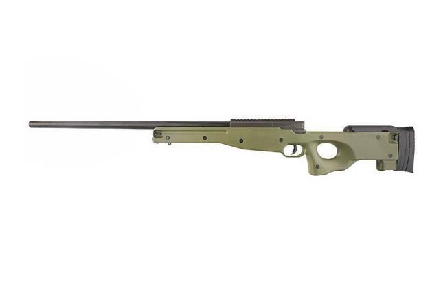 Страйкбольная винтовка снайперская MB01 - olive [WELL] (для страйкбола), фото 2
