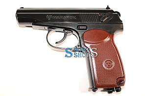 Пневматический пистолет Umarex Makarov PM
