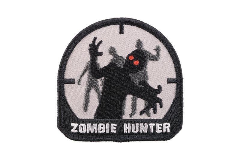 Нашивка Zombie Hunter - SWAT [MIL-SPEC MONKEY] (для страйкбола)