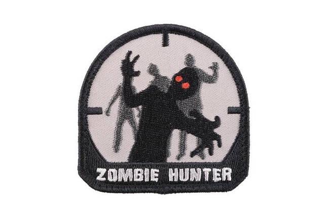 Нашивка Zombie Hunter - SWAT [MIL-SPEC MONKEY] (для страйкбола), фото 2