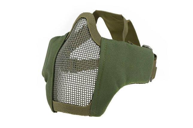 Маска защитная Stalker Evo Steel OD – Olive [Ultimate Tactical] (для страйкбола), фото 2