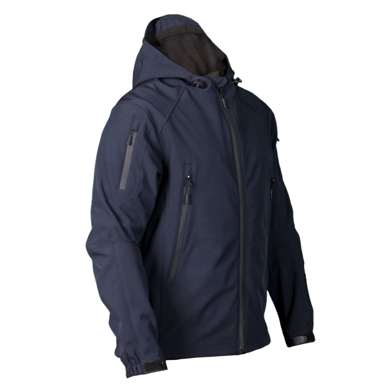 КУРТКА SOFT SHELL SPARTAN NAVY