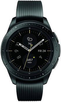 Смарт-часы Samsung Galaxy Watch 42mm LTE Midnight Black (SM-R810NZKA)
