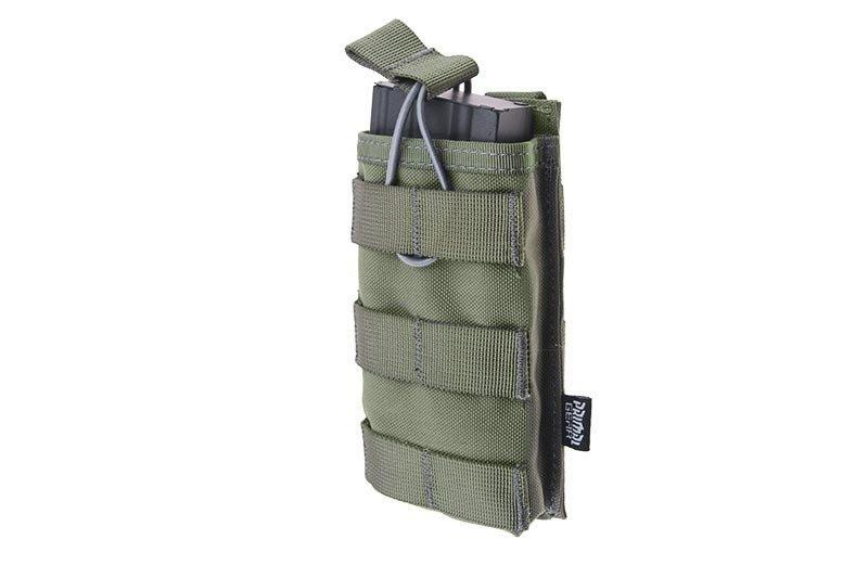 Подсумок Open I для магазинов AK/M4/G36 - ranger green [Primal Gear] (для страйкбола)