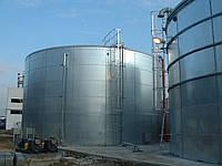 Необходимое оборудование для вертикальных резервуаров
