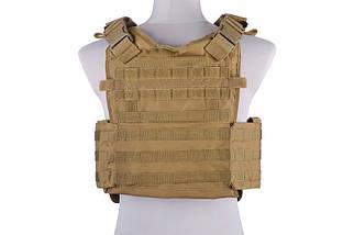 Жилет тактический (разгрузочный) типа Armor Plate Carrier - tan [GFC Tactical] (для страйкбола), фото 3