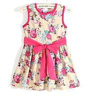 Детское летнее натуральное платье ., фото 1