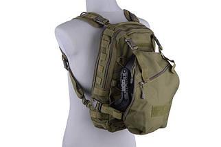 Plecak taktyczny - olive [GFC Tactical] (для страйкбола), фото 2