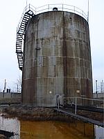 Основные причины разрушения и взрывов резервуаров