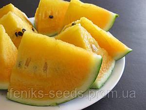 Семена Арбуз желтый