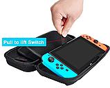 Тканинний чохол-футляр з ручкою для Nintendo Switch /Місткий / Скла є в наявності /, фото 4