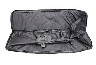Сумка для транспортировки оружия 96 см – BLACK [GFC Tactical] (для страйкбола), фото 3
