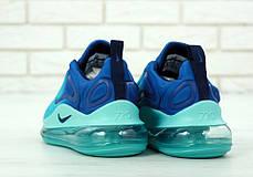 Женские кроссовки Nike Air Max 720 Light Blue, фото 2