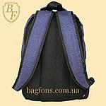 Спортивный рюкзак Nike синий, фото 3