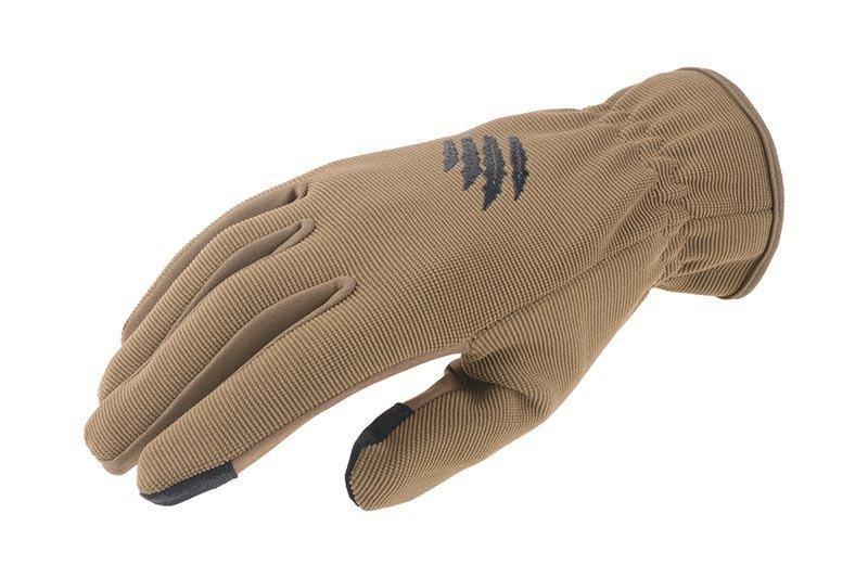 Тактические перчатки Armored Claw Quick Release™ - tan [Armored Claw] (для страйкбола)