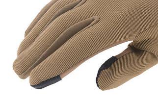 Тактические перчатки Armored Claw Quick Release™ - tan [Armored Claw] (для страйкбола), фото 2