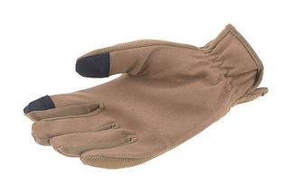 Тактические перчатки Armored Claw Quick Release™ - tan [Armored Claw] (для страйкбола), фото 3