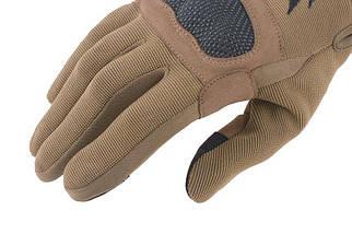 Тактические перчатки Armored Claw Shield - tan [Armored Claw] (для страйкбола), фото 2
