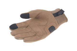 Тактические перчатки Armored Claw Shield - tan [Armored Claw] (для страйкбола), фото 3