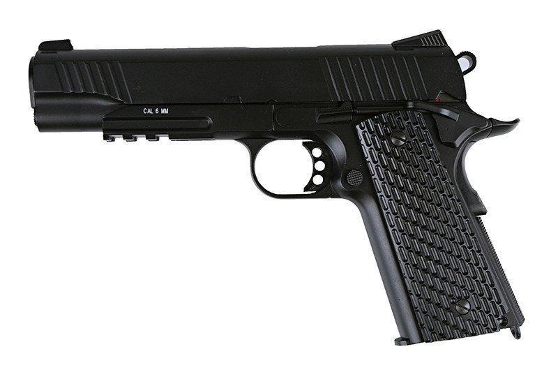 Страйкбольный пистолет 1911 TAC [KWC] (для страйкбола)