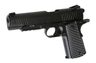 Страйкбольный пистолет 1911 TAC [KWC] (для страйкбола), фото 2