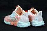 Женские кроссовки adidas Climacool (Premium-class) розовые, фото 4
