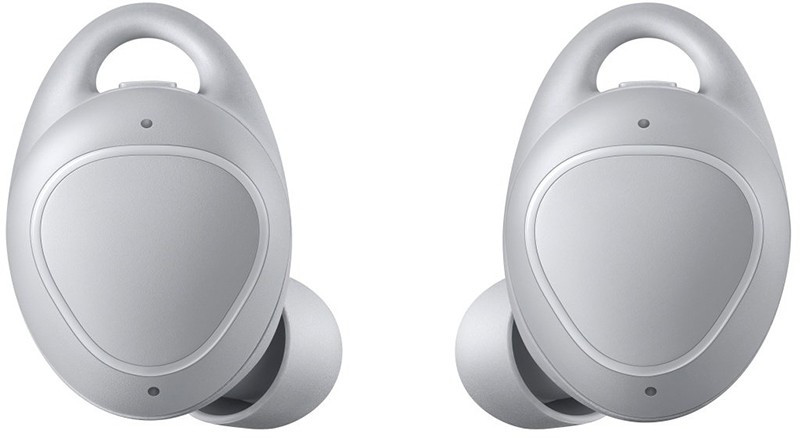 Наушники Samsung Gear IconX Silver 2018
