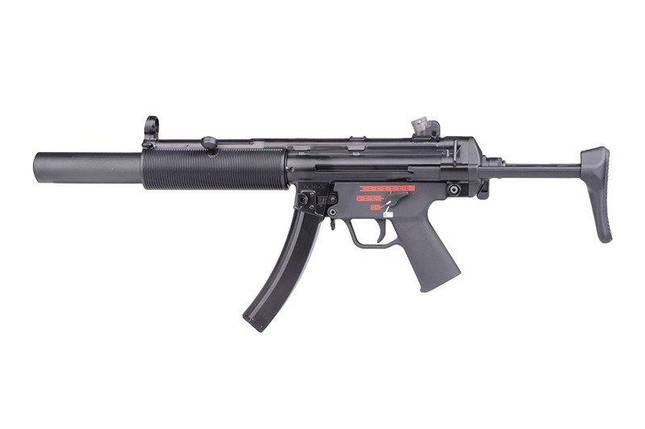 Пистолет-пулемет Apache SD3 [WE] (для страйкбола), фото 2