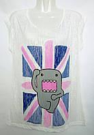 Прикольная футболка Domoр. М
