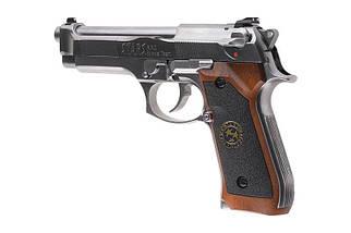 Страйкбольный пистолет Samurai Edge Standard V.2 M9 Full Auto - silver [WE] (для страйкбола), фото 3