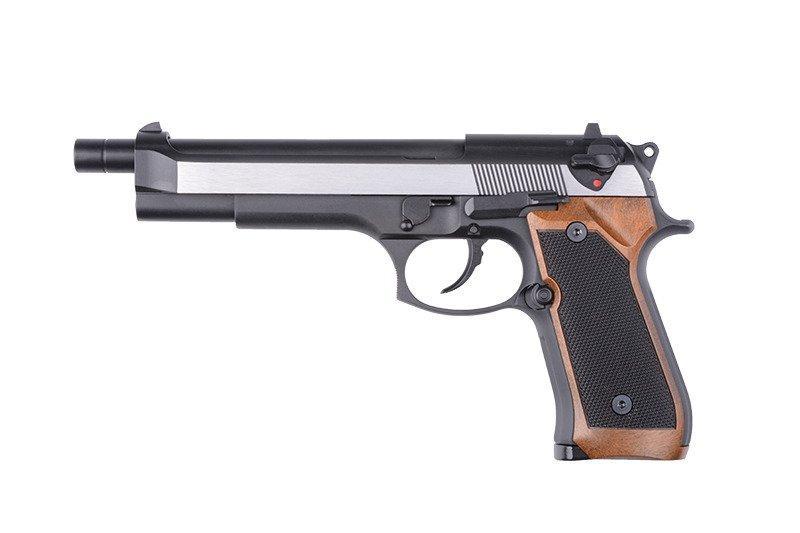 Страйкбольный пистолет M-92 версия L [WE] (для страйкбола)