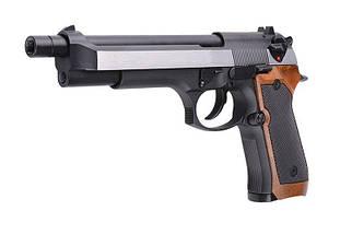 Страйкбольный пистолет M-92 версия L [WE] (для страйкбола), фото 2