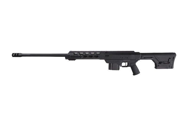Страйкбольная винтовка снайперская MDT TAC21 - black [King Arms] (для страйкбола)