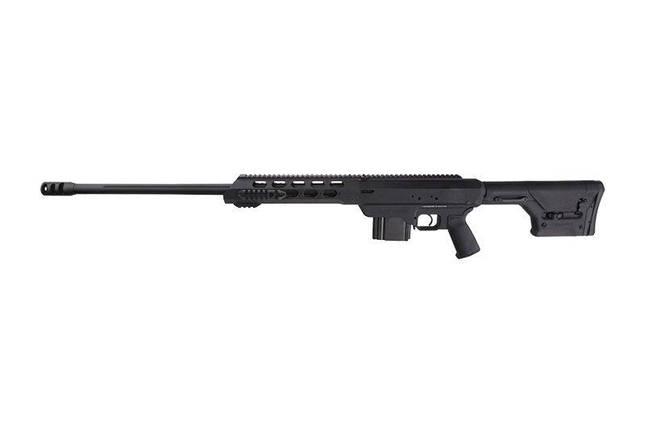 Страйкбольная винтовка снайперская MDT TAC21 - black [King Arms] (для страйкбола), фото 2