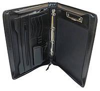 Папка-портфель с ручкой А4 из эко кожи JPB Польша AK-04N