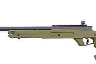 Страйкбольная винтовка снайперская MB04A-OLV [WELL] (для страйкбола), фото 3